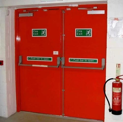 Fire Rated Door Emergency Exit Door K Furniture Steel