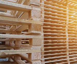 New Wooden Pallets Image 1